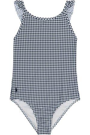 Ralph Lauren Tytöt Uimapuvut - Gingham swimsuit