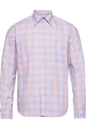 Eton Contemporary Fit Casual Lightweight Twill Shirt Paita Rento Casual