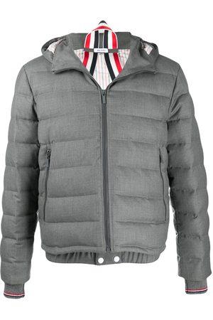 Thom Browne Miehet Untuvatakit - Down-filled twill ski jacket