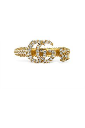 Gucci Naiset Sormukset - Double G ring