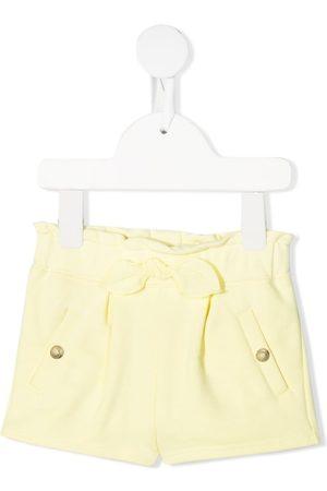 Chloé Shortsit - Ruched knitted shorts