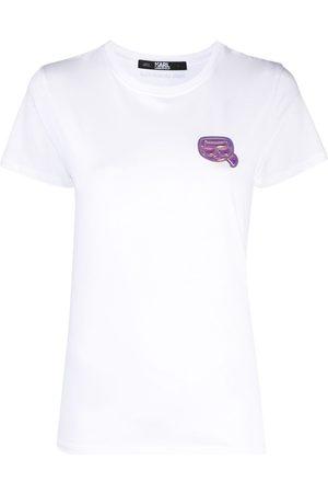 Karl Lagerfeld Mini Ikonik Balloon Karl T-shirt
