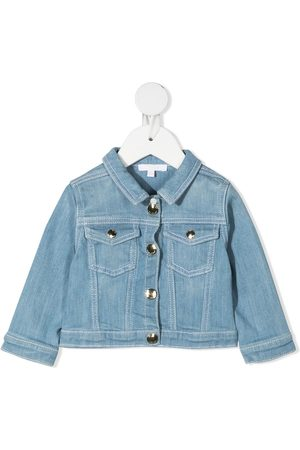 Chloé Faded denim jacket