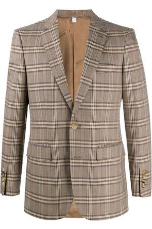Burberry Miehet Bleiserit - Prince of Wales check blazer