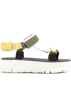 Camper Naiset Sandaalit - Oruga Up sandals