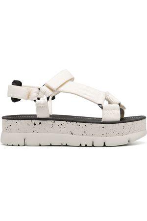 Camper Naiset Sandaletit - Oruga Up platform sandals