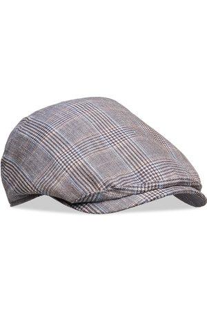Wigens Miehet Lippikset - Ivy Piece Cap Accessories Headwear Flat Caps