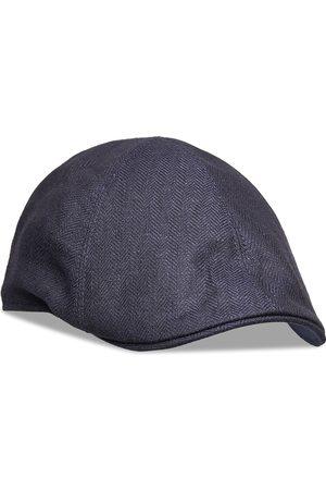 Wigens Miehet Lippikset - Pub Cap Accessories Headwear Flat Caps