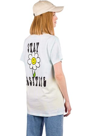 A.Lab Naiset T-paidat - Stay Positive T-Shirt
