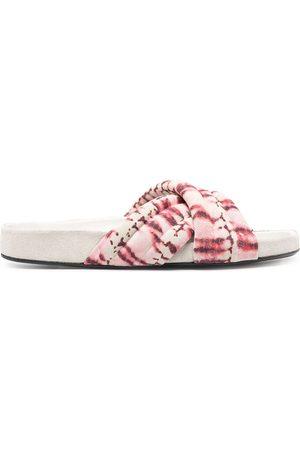 Isabel Marant Holden slide sandals