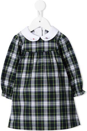 Familiar Vauvat Rennot Mekot - Tartan check dress