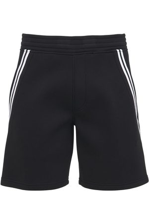 Neil Barrett Stretch Viscose Sweat Shorts