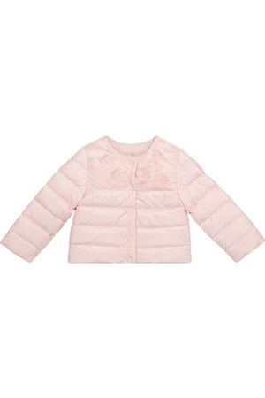 Moncler Enfant Untuvatakit - Baby Denisa floral down jacket