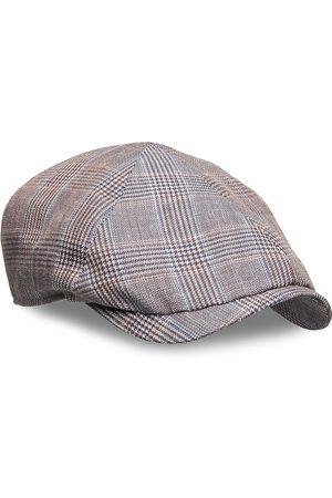 Wigens Miehet Lippikset - Newsboy Slim Cap Accessories Headwear Flat Caps