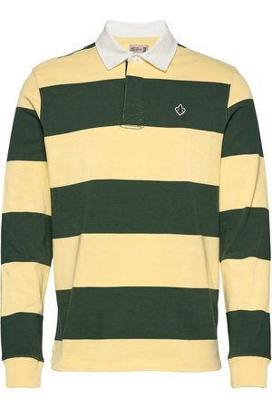 Morris Grant Rugger Polos Long-sleeved