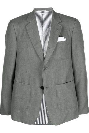 Thom Browne Miehet Bleiserit - Patch pocket twill blazer