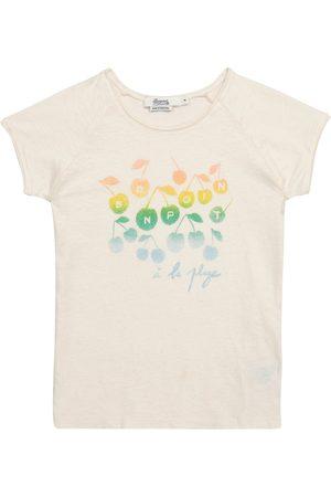 Bonpoint Printed cotton jersey T-shirt