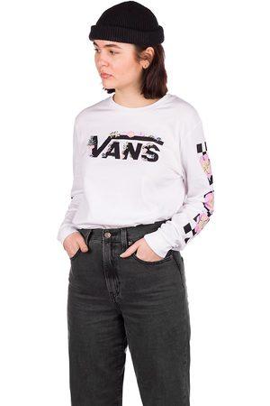 Vans Naiset T-paidat - Troppy V Long Sleeve T-Shirt
