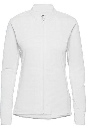 adidas Hybrid F Zip J Sweat-shirts & Hoodies Fleeces & Midlayers