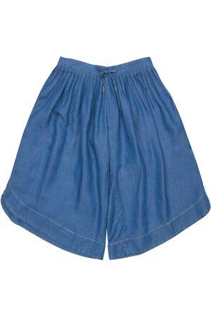 Chloé Tytöt Leggingsit - Tencel Flared Pants