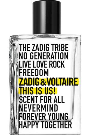Zadig & Voltaire This Is Us Eau Detoilette Hajuvesi Eau De Toilette