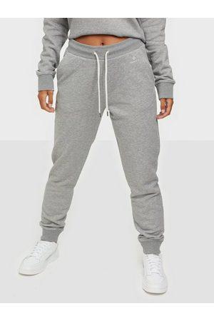 GANT Lock Up Sweat Pants Grey Melange