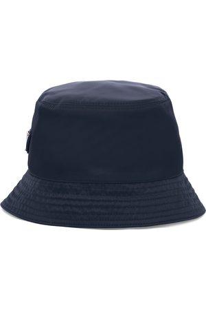 Prada Logo-plaque bucket hat