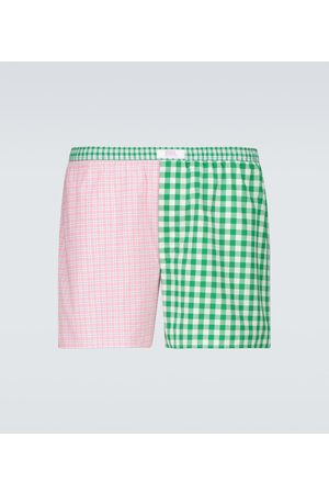 ERL Miehet Bokserit - Wide striped boxer shorts