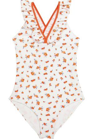Chloé Floral swimsuit