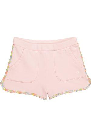 BONPOINT Cotton fleece shorts