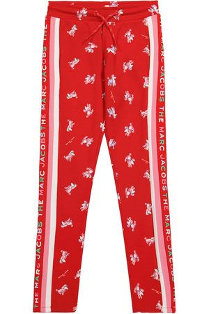 The Marc Jacobs Poodle-print trackpants