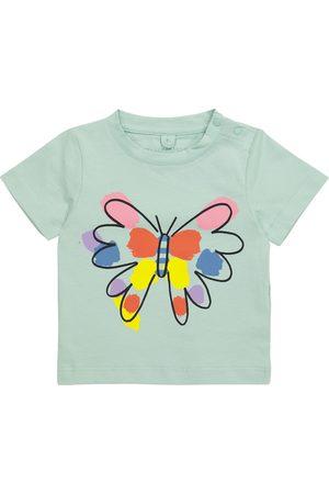 Stella McCartney Baby printed cotton T-shirt