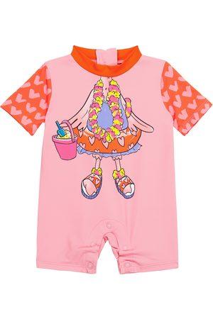 Stella McCartney Baby printed swimsuit