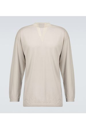 Rick Owens Long-sleeved Tunic sweater