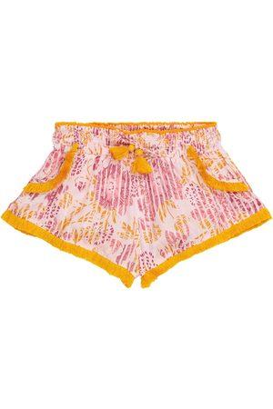 POUPETTE ST BARTH Lulu printed shorts