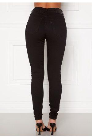 Levi's Mile High Super Skinny Jeans 0052 Black Celestial 29/32