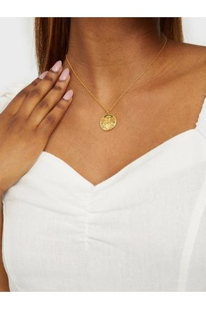 syster P Lucky Coin Strength Necklace