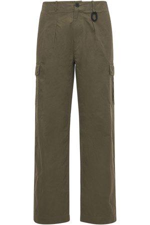 McQ Albion Ripstop Straight Leg Cargo Pants