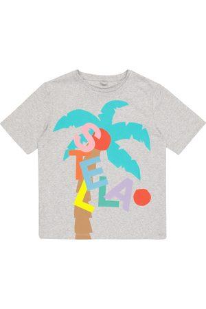 adidas Printed organic cotton T-shirt