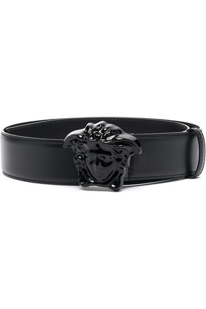 Versace Palazzo Medusa leather belt