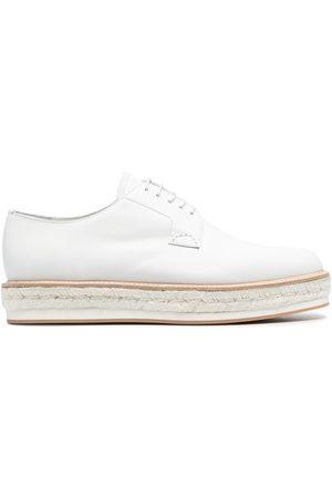 adidas Shannon platform lace-up shoes
