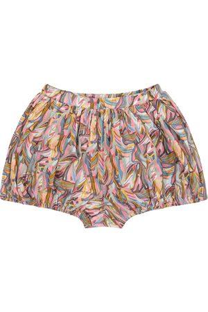 adidas Jungle printed cotton shorts