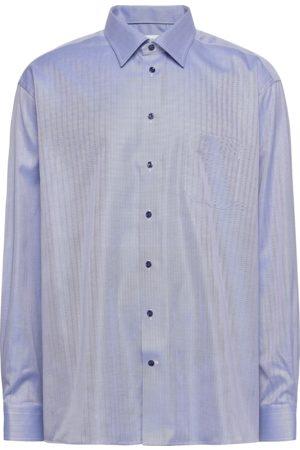 adidas Classic Fit Business Casual Signature Twill Shirt Paita Bisnes