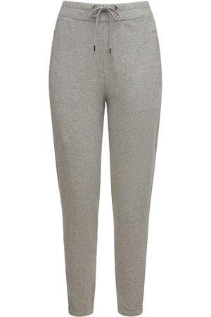 James Perse Naiset Collegehousut - Cotton Sweatpants