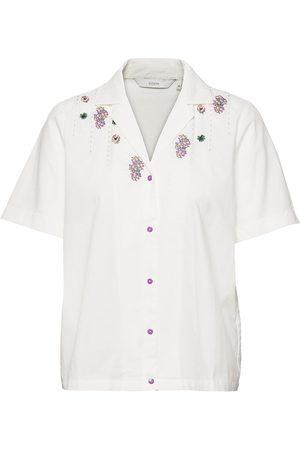 Numph Naiset T-paidat - Nuclove Shirt Ss Lyhythihainen Paita