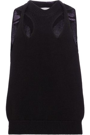 Chloé Wool and cotton top