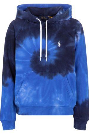 Polo Ralph Lauren Tie-dye cotton hoodie