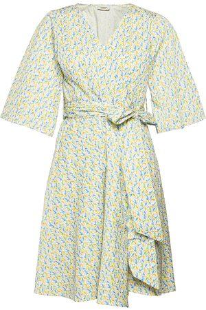 Ivana Helsinki Elvi Dress Dresses Wrap Dresses /Kuvioitu