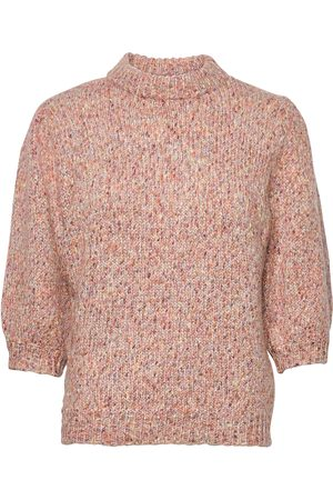 Saint Tropez Felicesz Pullover Neulepaita Vaaleanpunainen