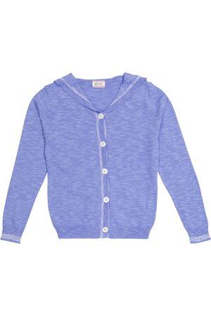 MORLEY Cotton-blend cardigan
